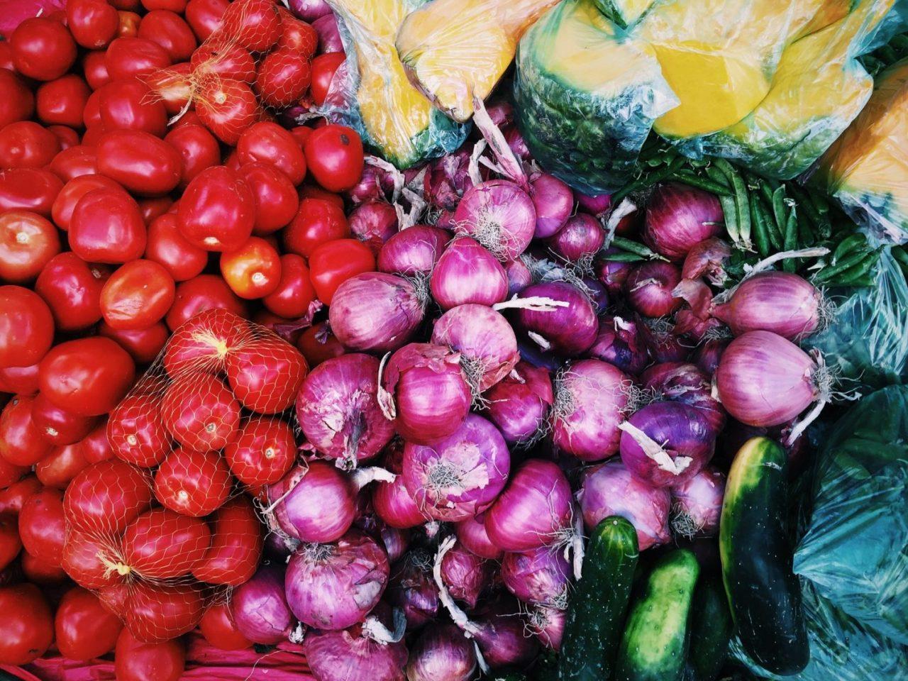 organic food on a small income
