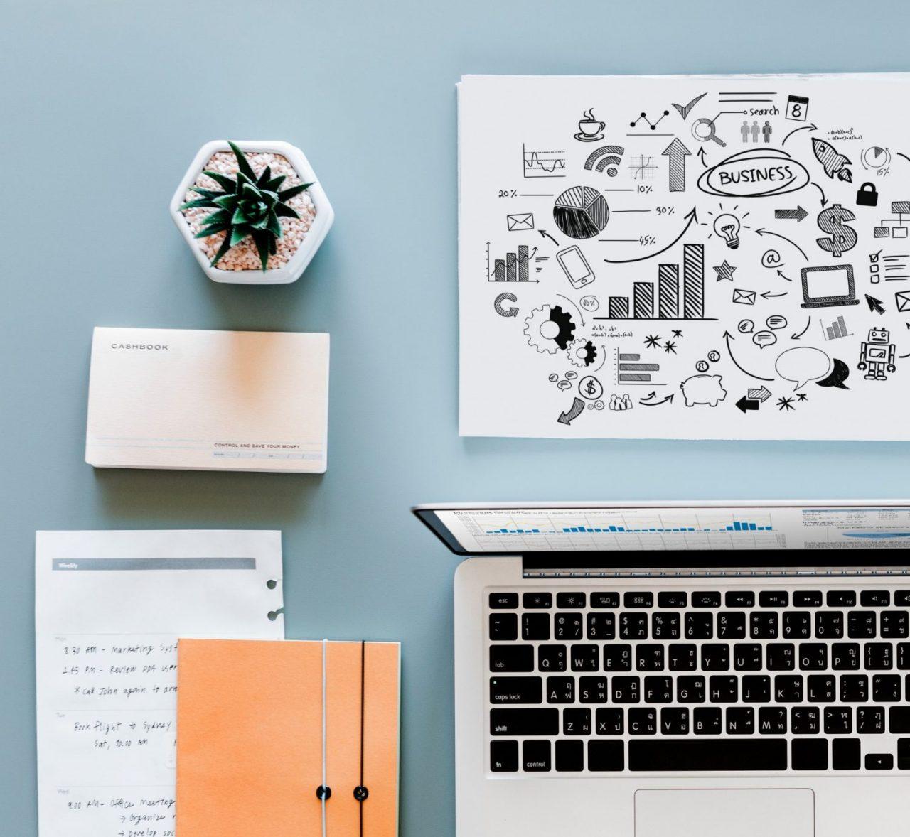 office desk procrastination