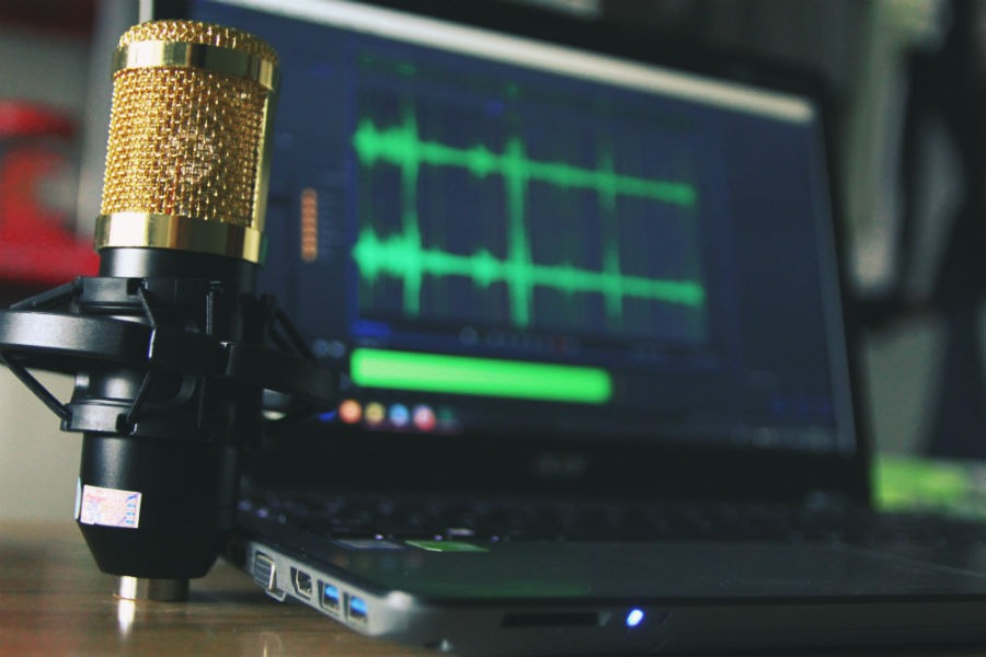 how to record a podcast