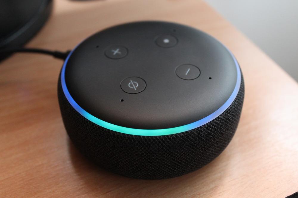 Amazon Alexa Echo Dot 3rd Gen